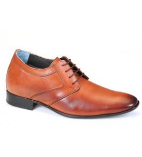 Richness R1 Taba + 7 cm, Klasik Ayakkabı