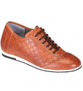 Richness C1 Taba + 7 cm, Casual Ayakkabı